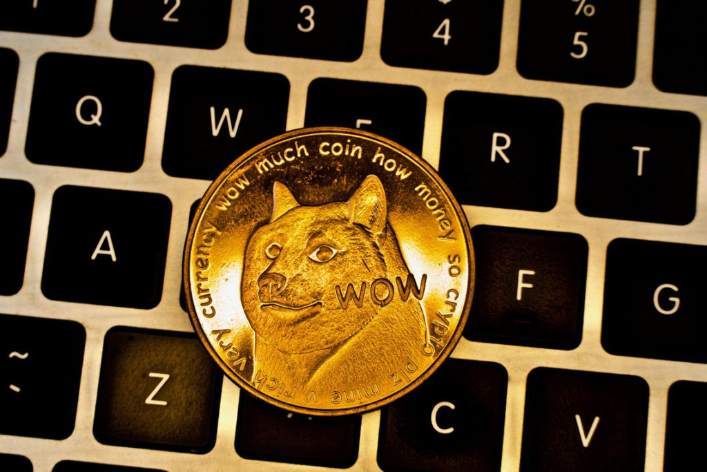 Dogecoin Bitcoin Ethereum