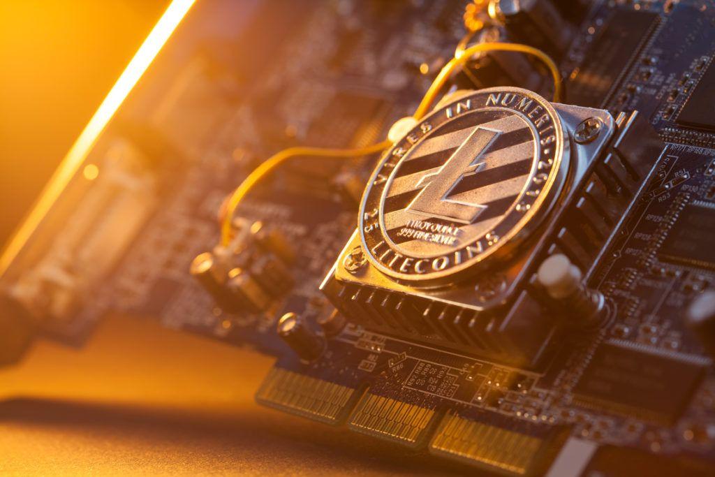 Litecoin graphics card