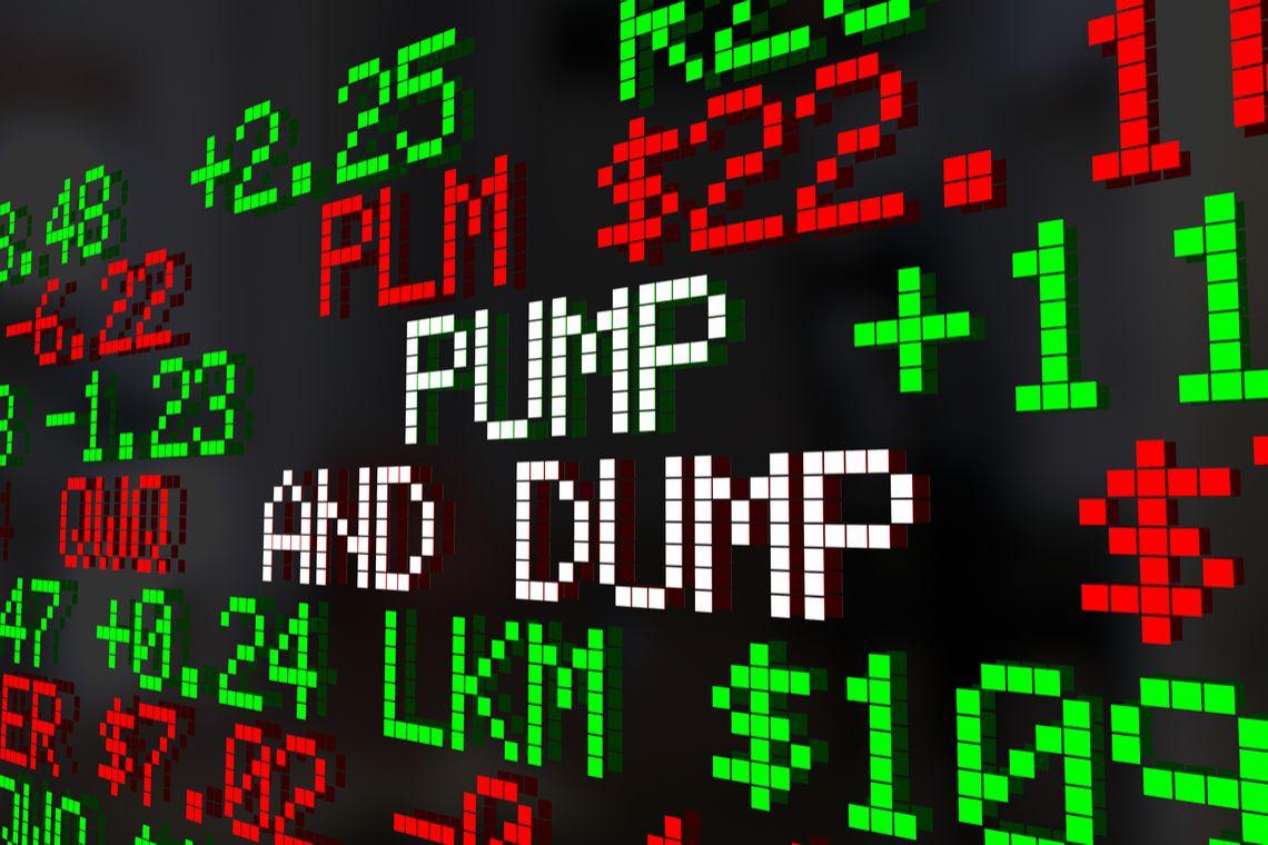 pump and dump crypto