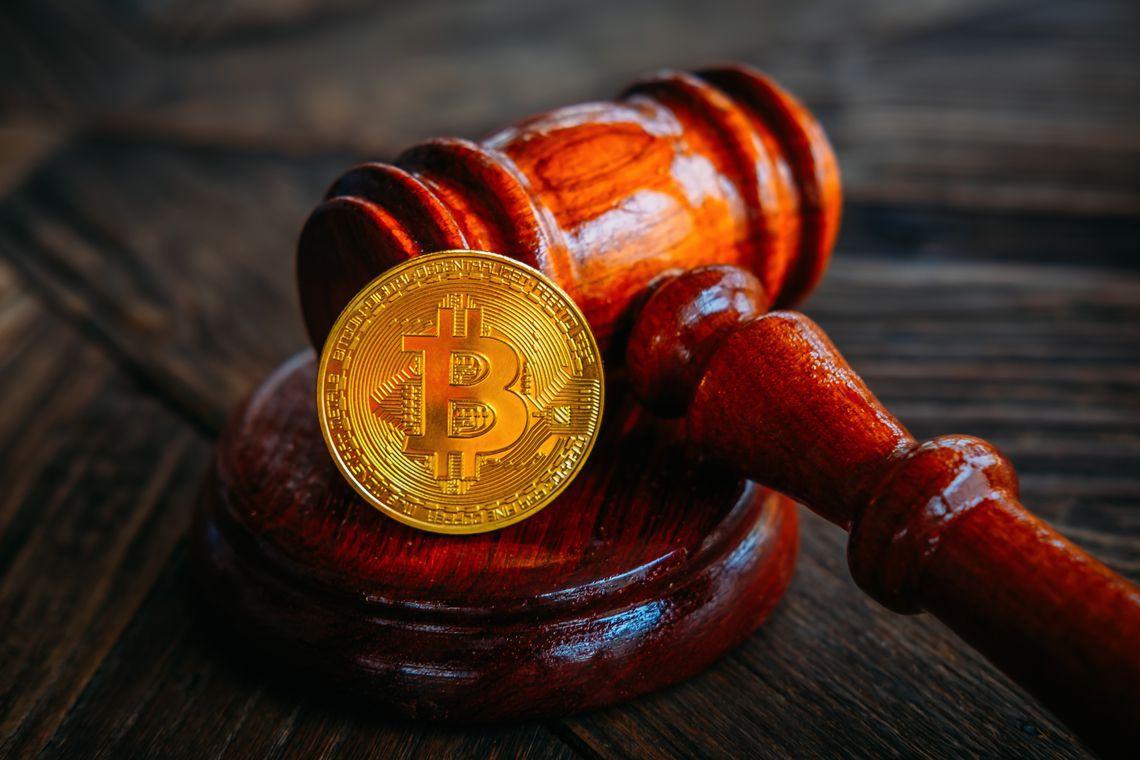 Bitcoin gavel