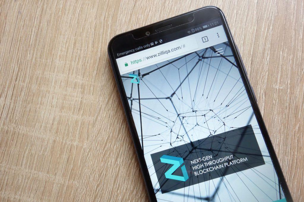 Zilliqa (ZIL) mobile
