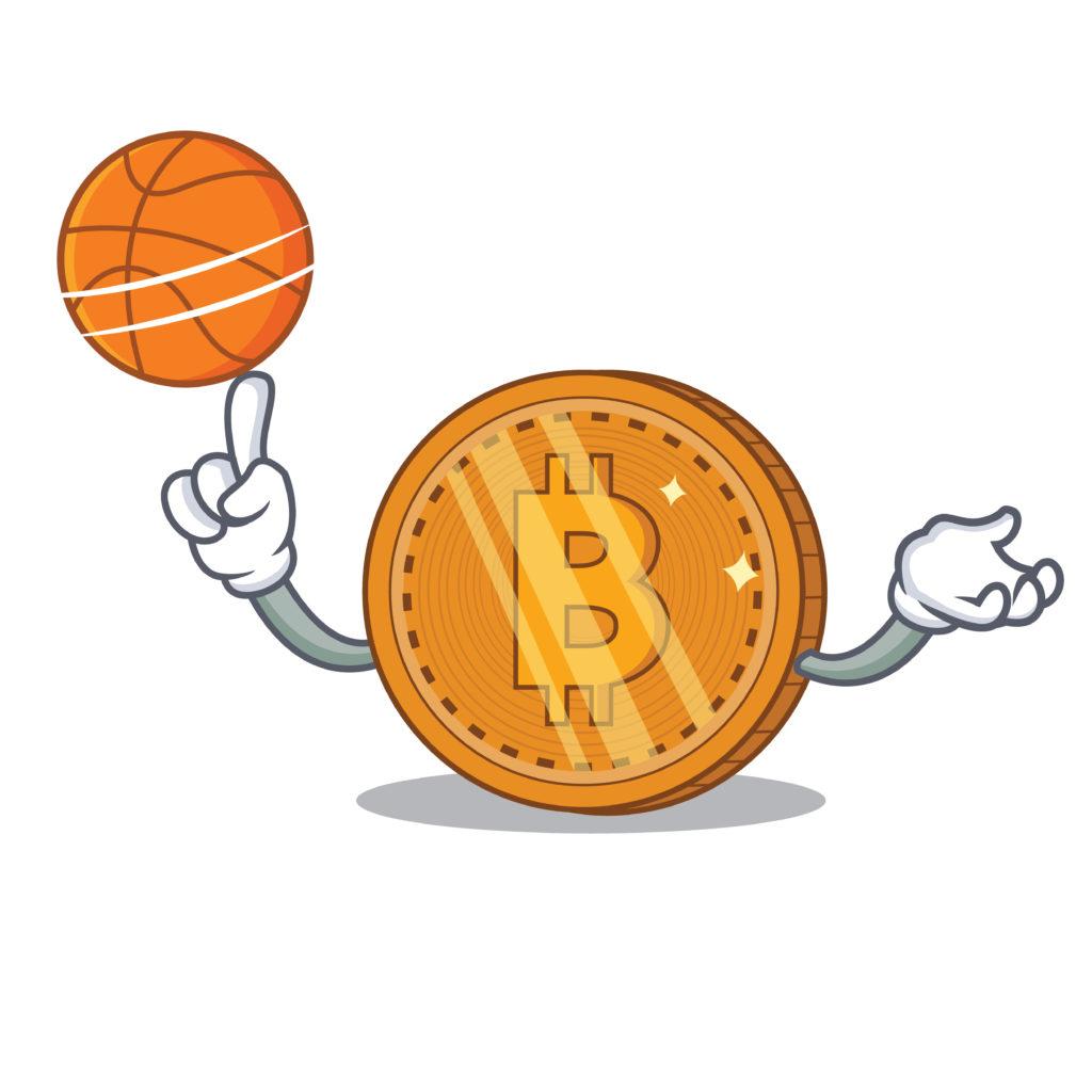 Bitcoin basketball