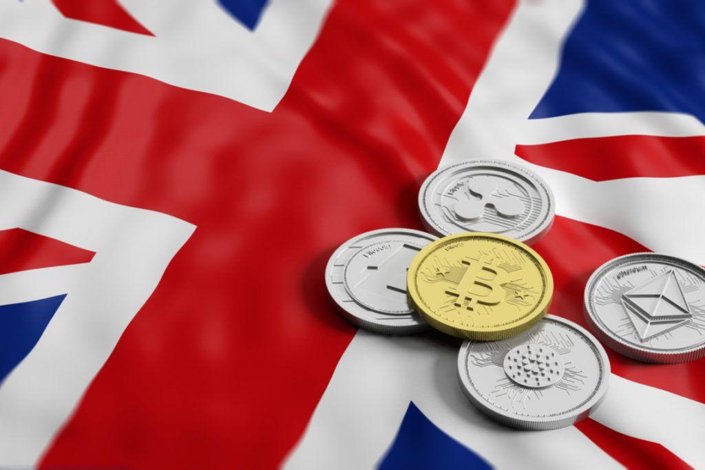 UK blockchain