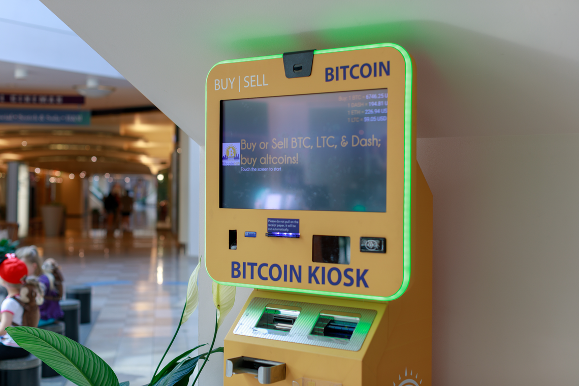 Buy bitcoin with credit card Bitcoin ATM