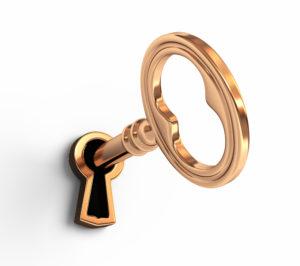 clé crypto