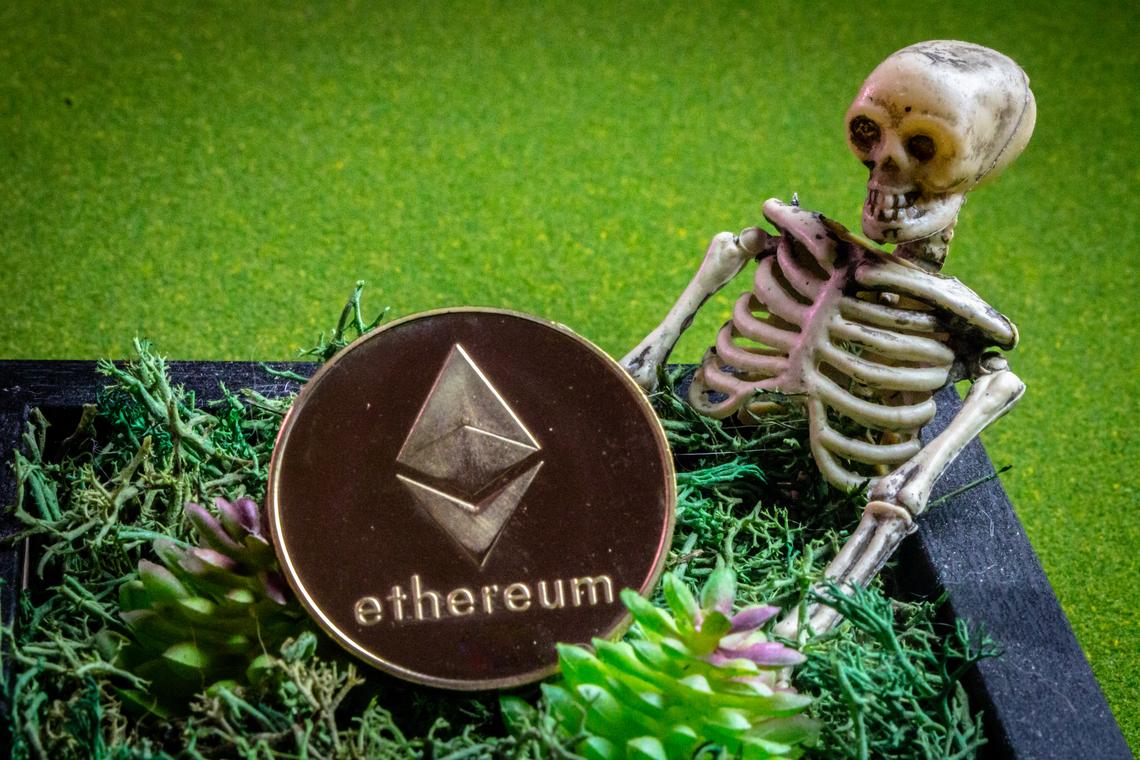Ethereum dead