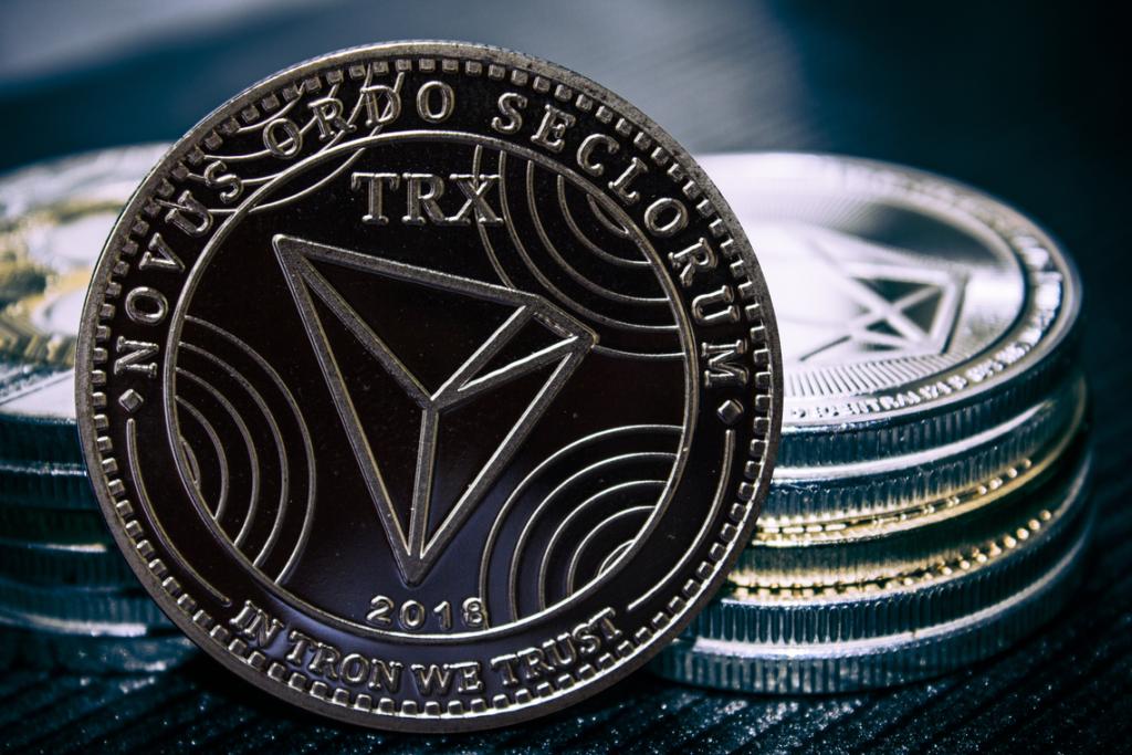 tron trx coins