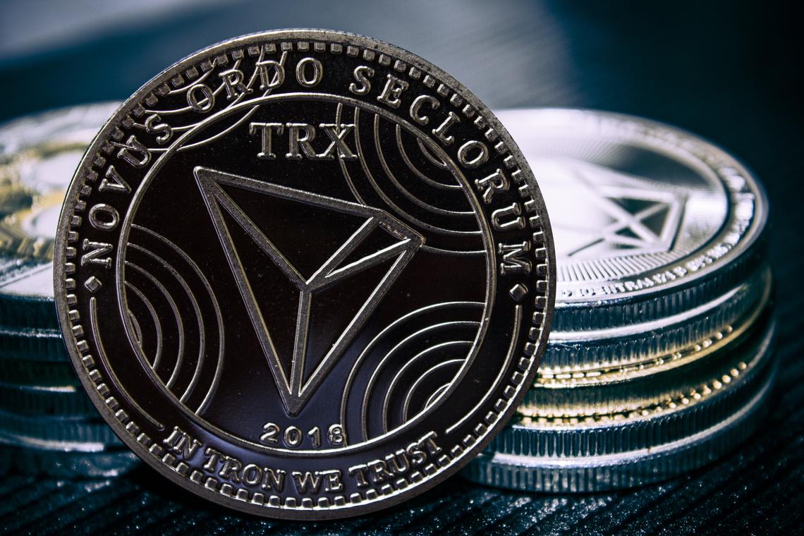 tron trx coins Ethereum