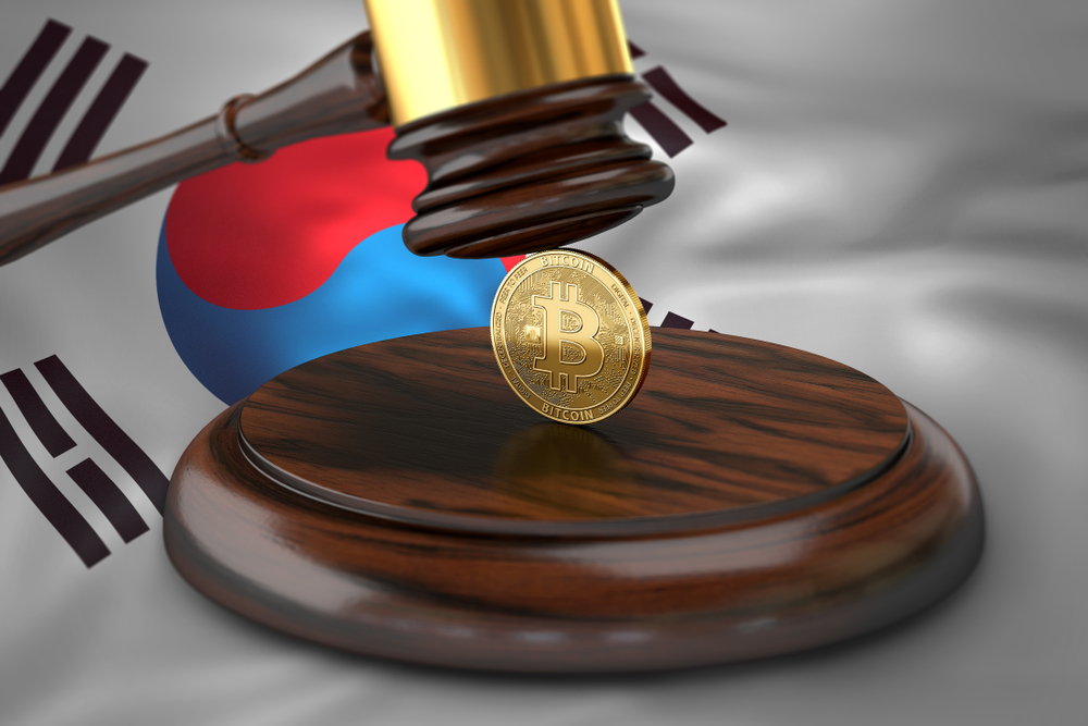 Korea Cryptocurrency Law Regulation
