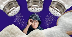 changpeng zhao salty binance