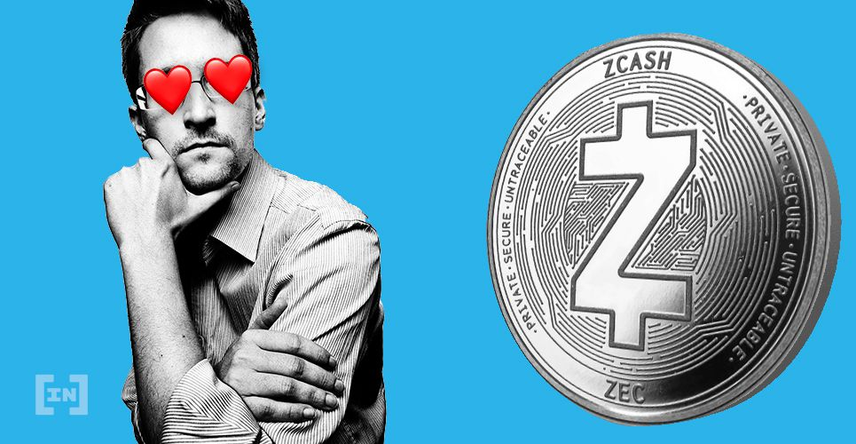 Edward Snowden ZCash