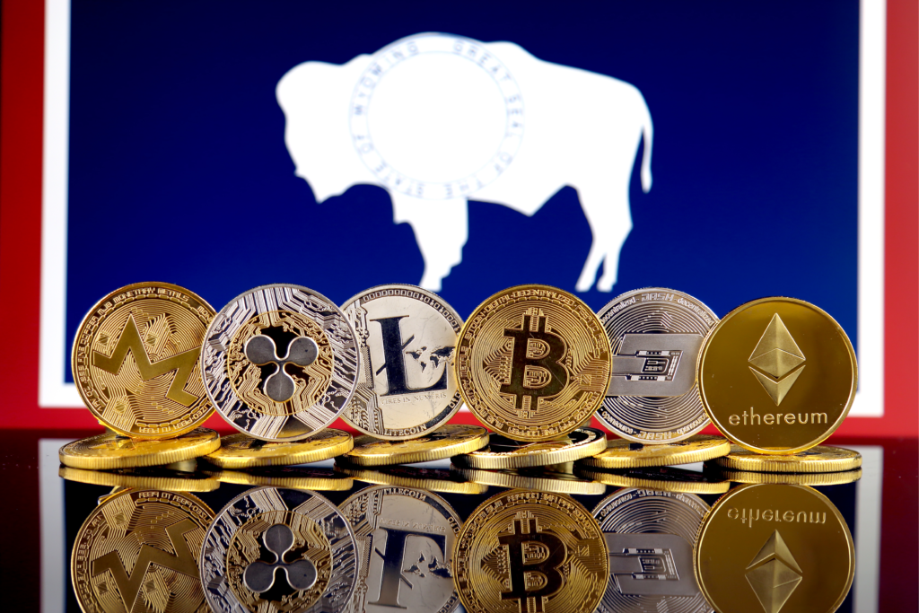 wyoming cryptocurrencies