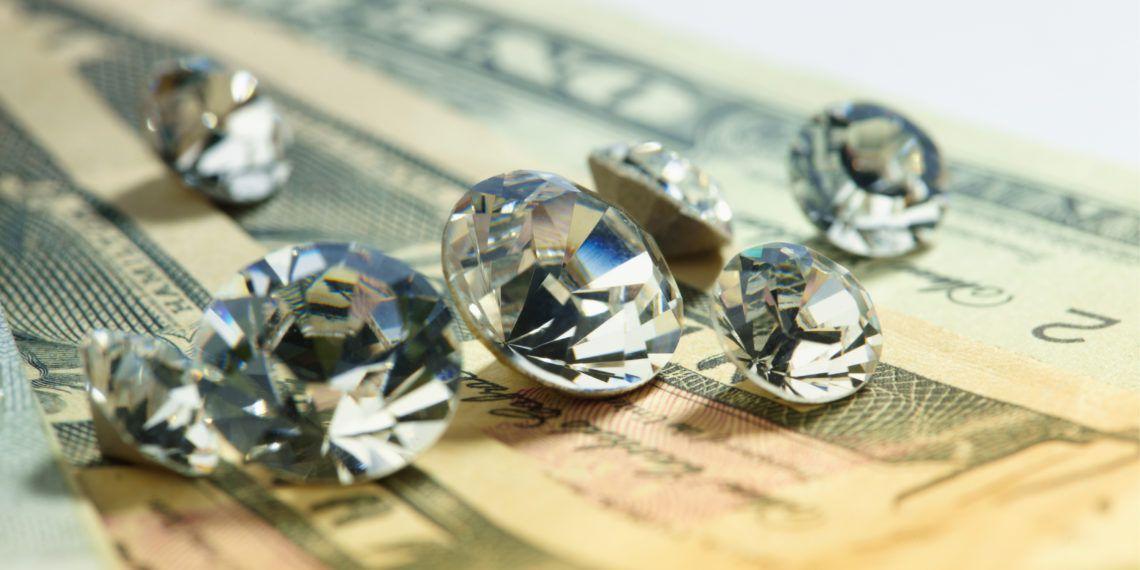 diamonds dollars