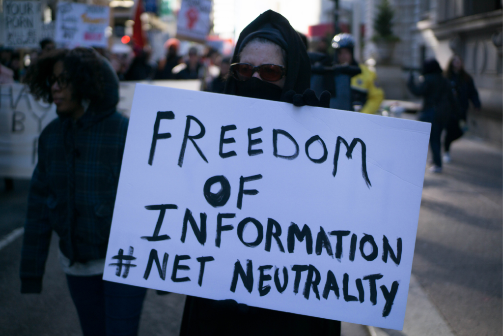 freedom of information net neutrality