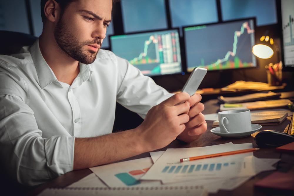 Crypto CFD trading platform