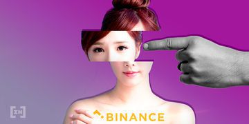 Binance Coinbase USDC
