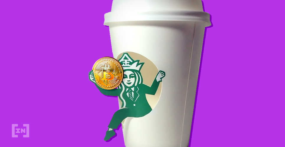Starbucks BTC