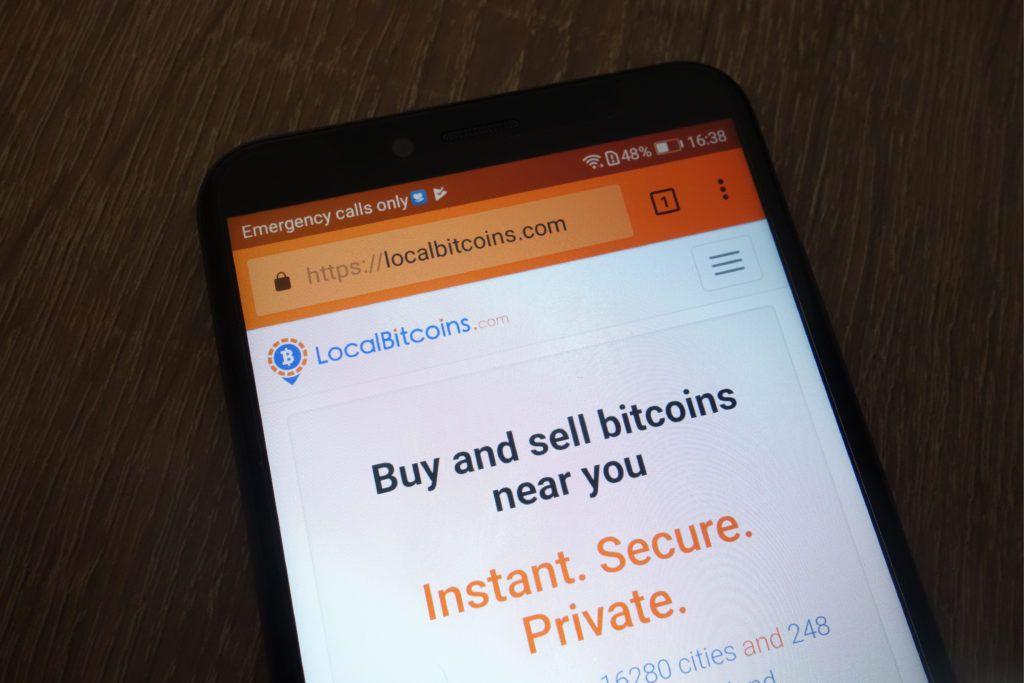 localbitcoins private