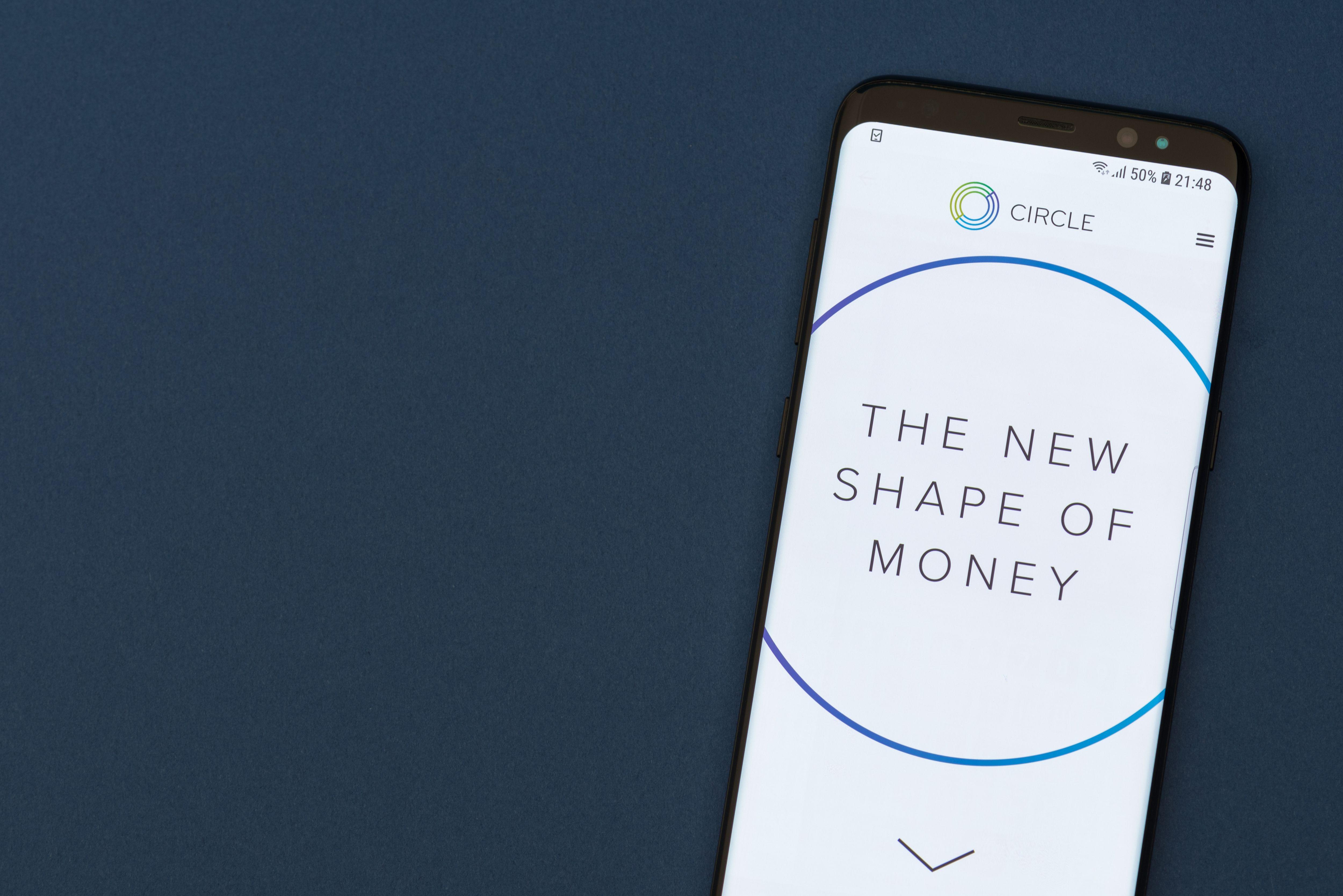 circle new shape of money