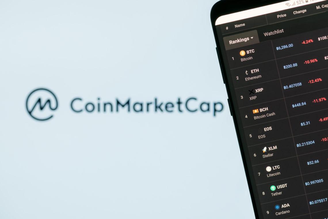coinmarketcap stats