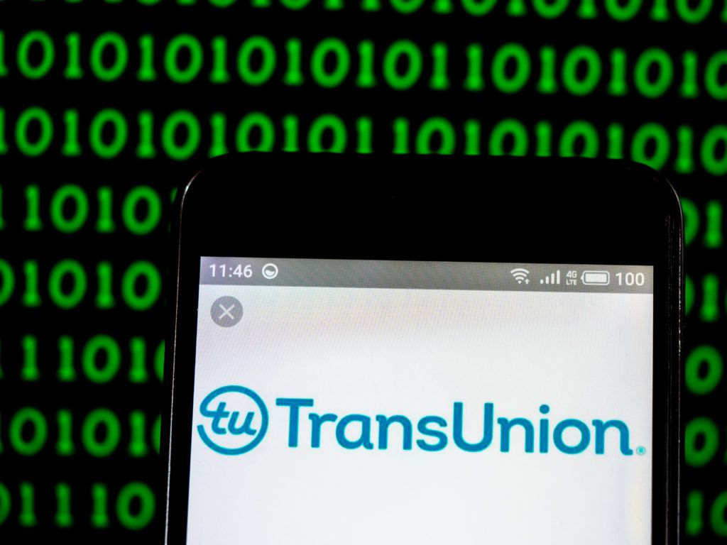 transunion blockchain
