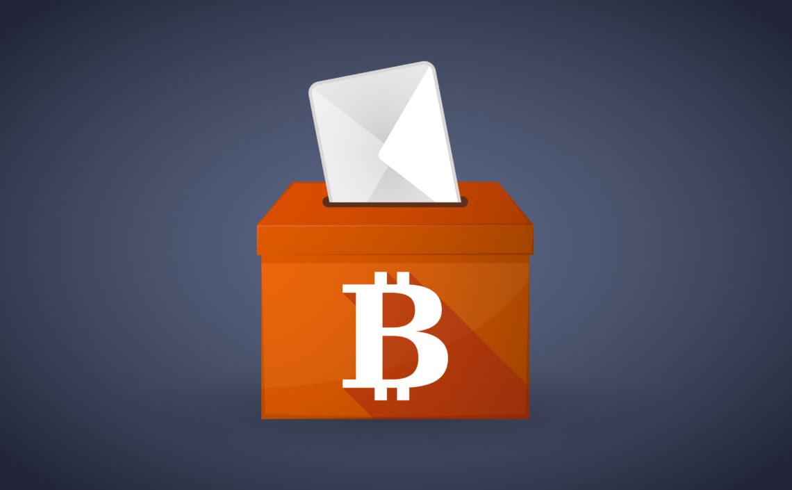 bitcoin voting