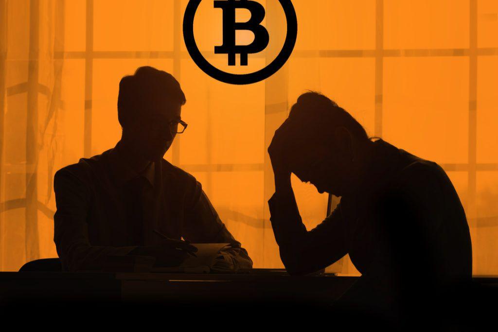 bitcoin stress