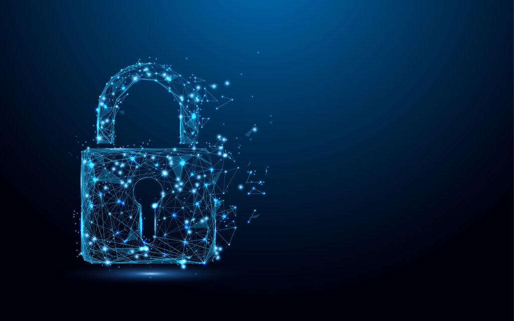 cyber security blockchain