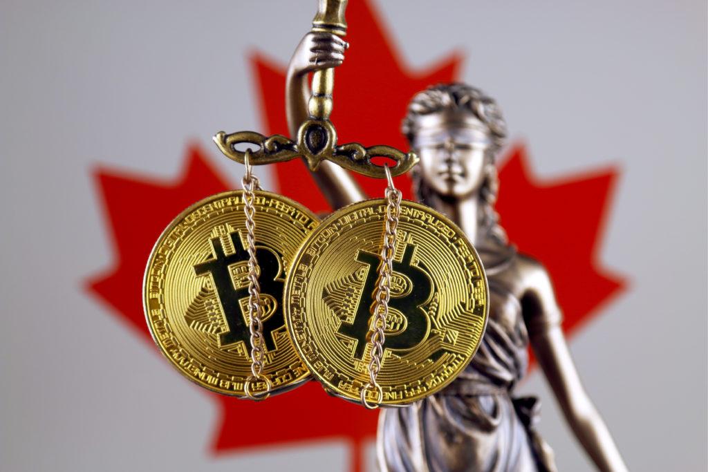 canada bitcoin regulation