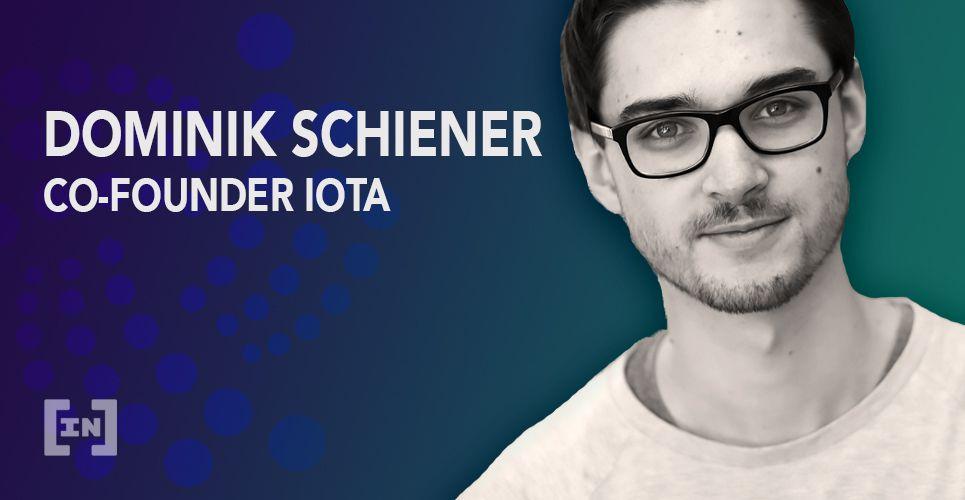 Dominik Schiener IOTA
