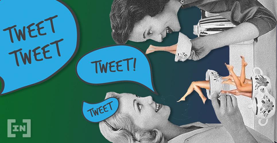eToro Twitter