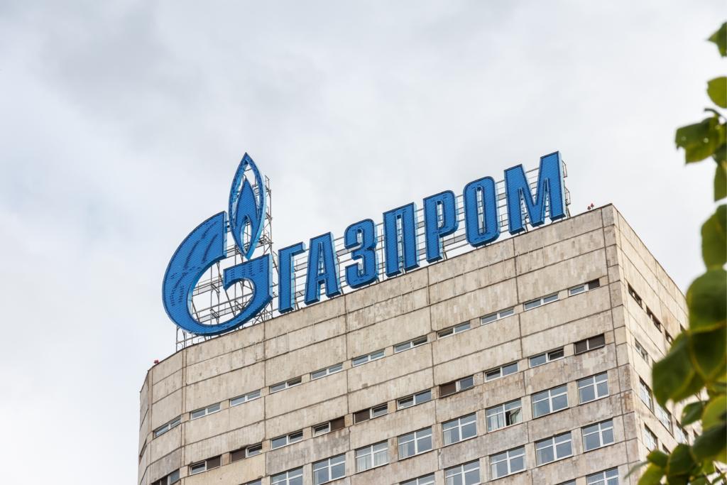 gazprom moscow