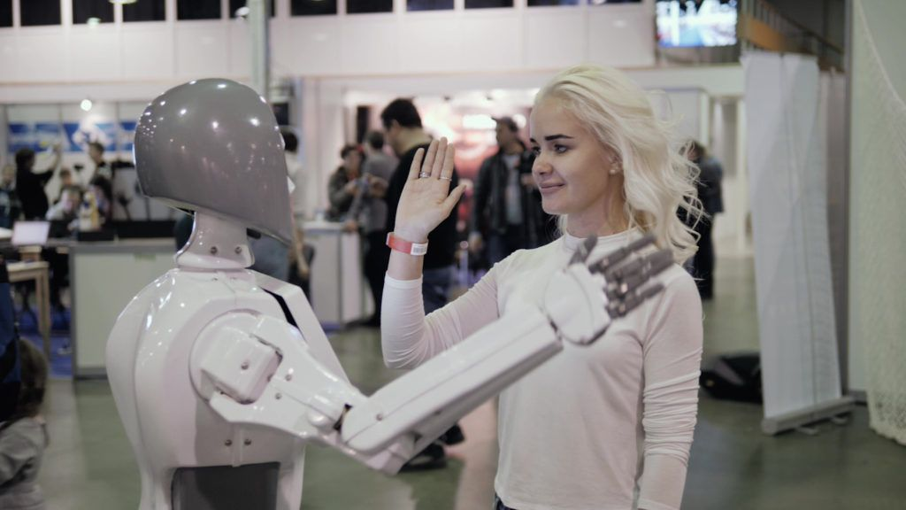 russia robotics