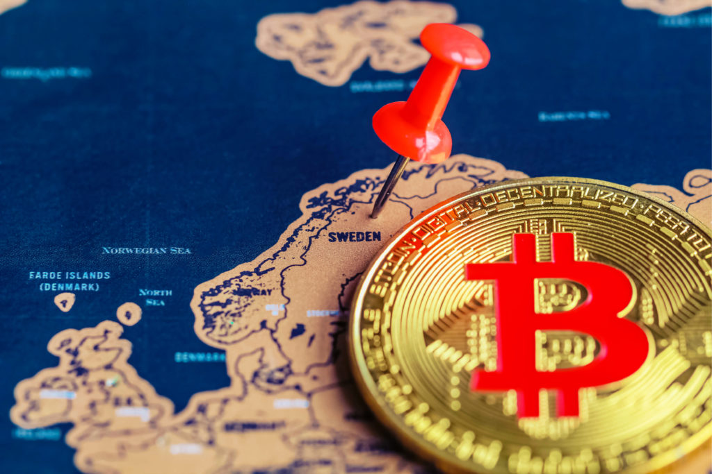 bitcoin sweden