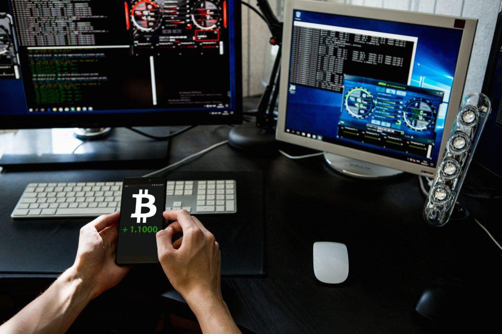 bitcoin monitoring