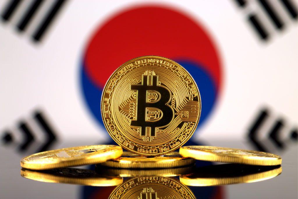 south korea bitcoins