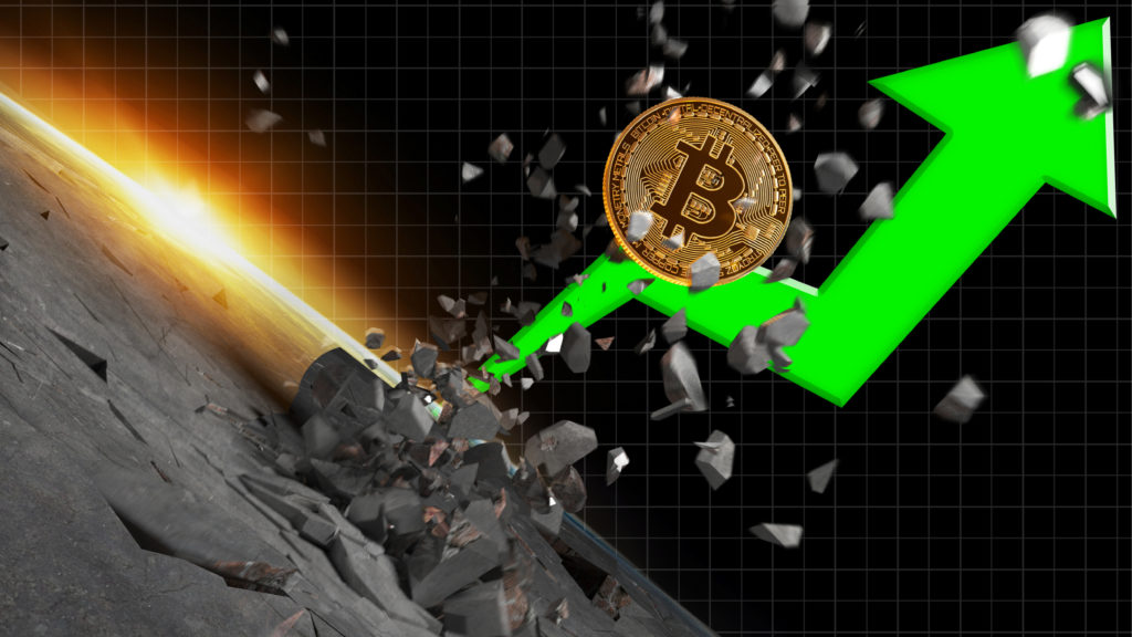 Bitcoin Power Law
