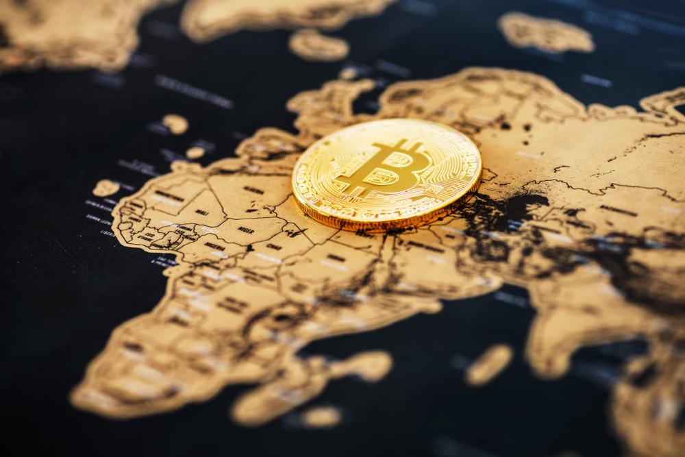 Bitcoin (BTC) South America