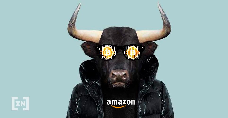 Amazon criptomoedas