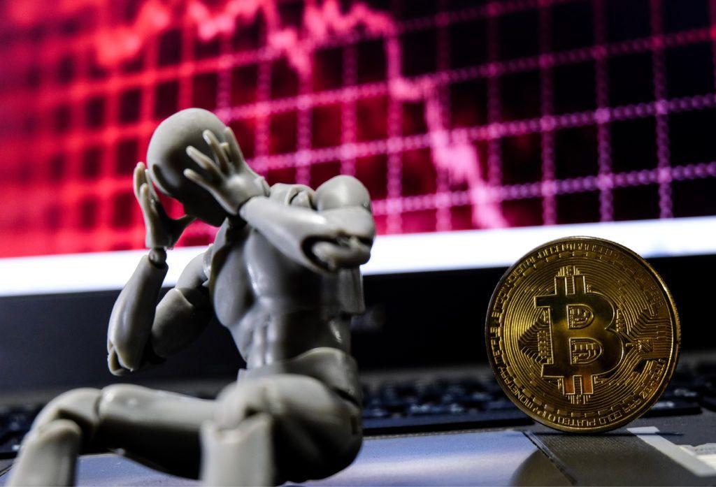 bitcoin financial crisis
