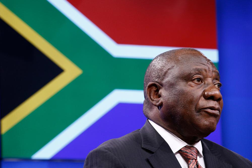 Cyril Ramaphosa South Africa