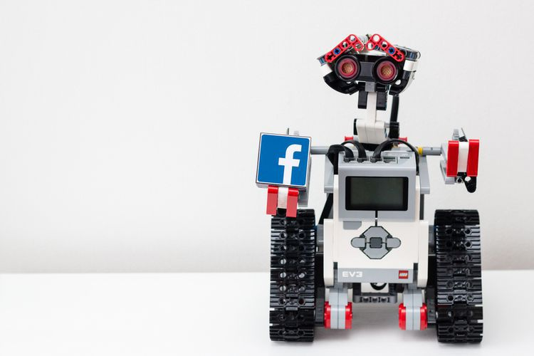 Facebook Robot
