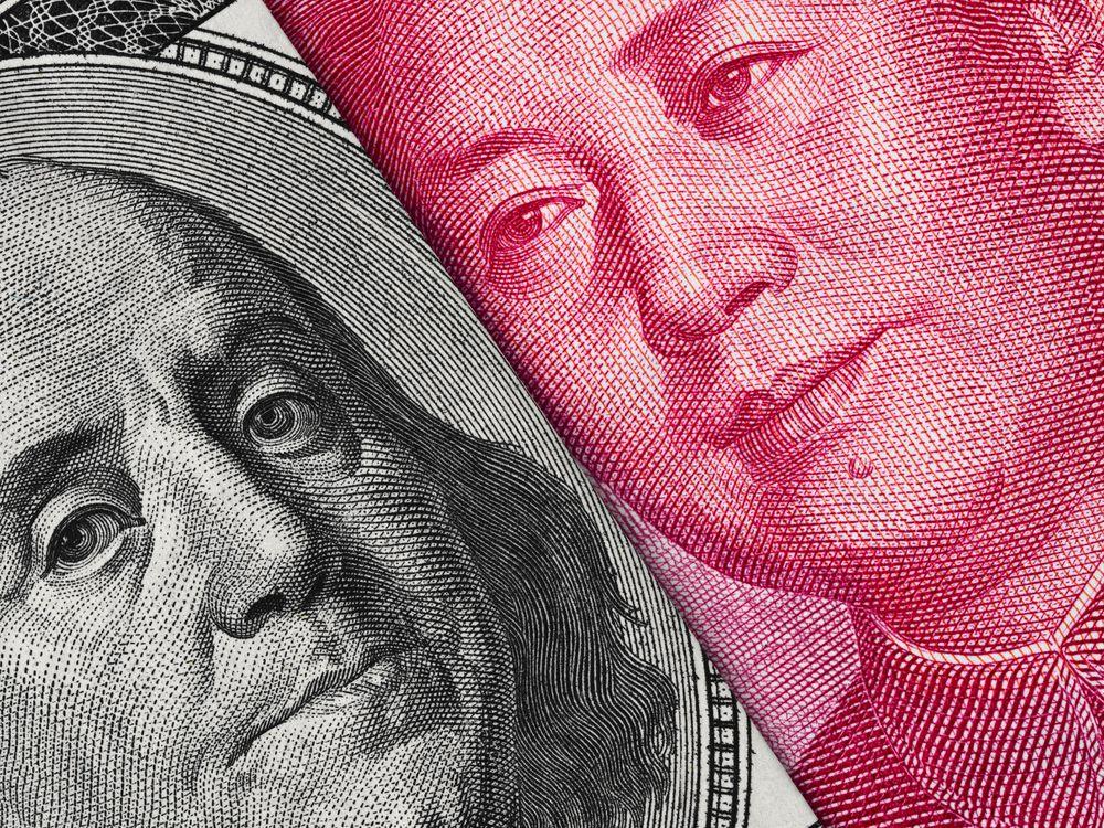 USD Yuan