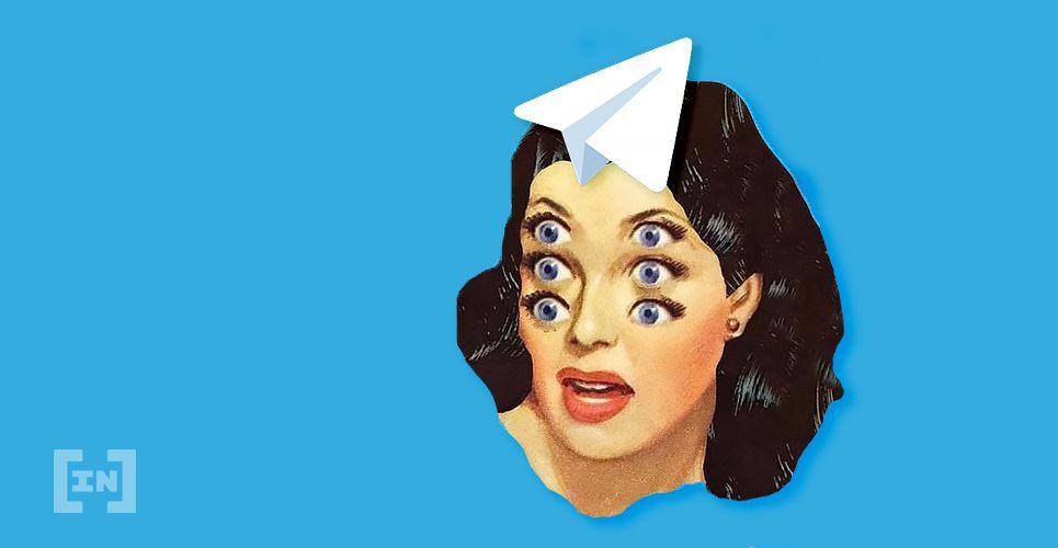 Telegram TON GRAM