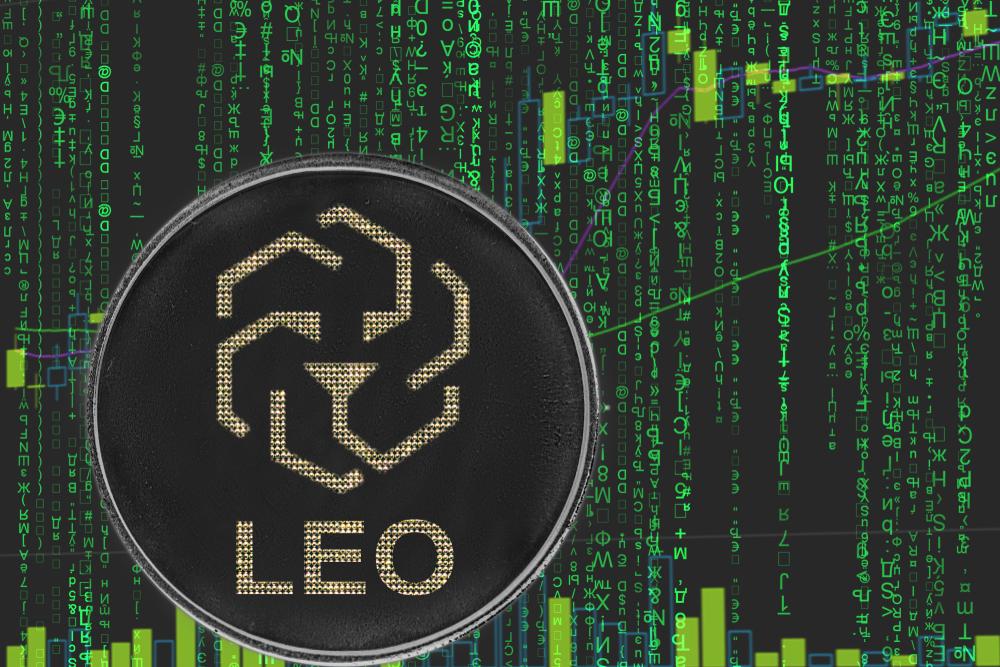 LEO Token Bitfinex
