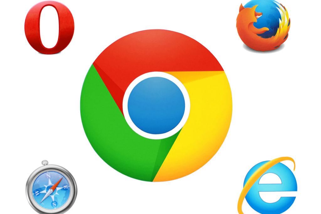opera mozilla firefox safari internet explorer google chrome