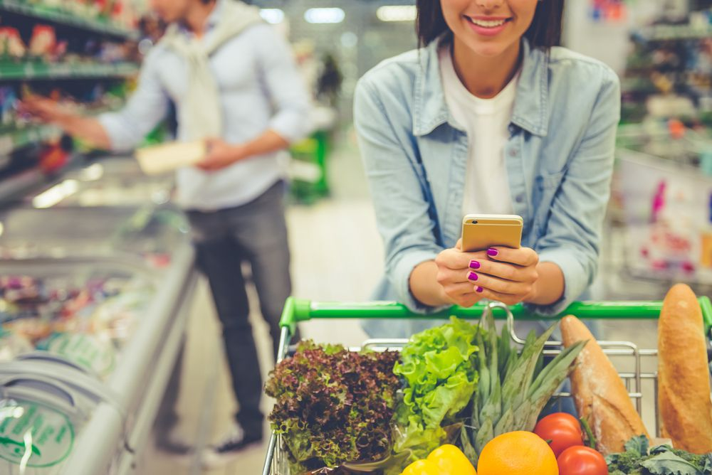 Supermarket Blockchain