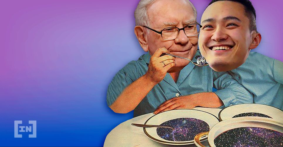 Justin Sun Warren Buffet
