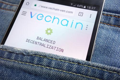 vechain balanced decentralized