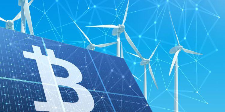 Bitcoin Wind Solar